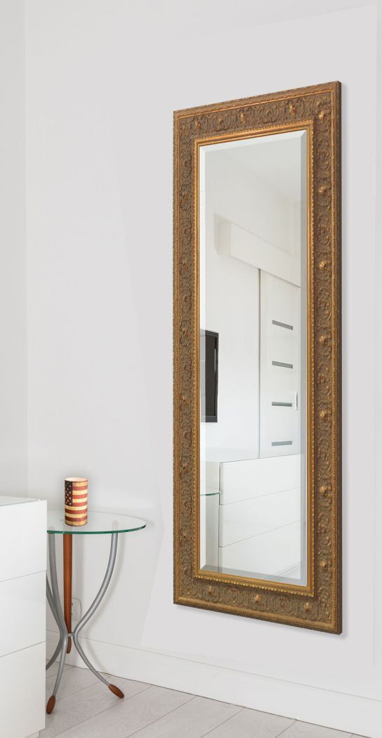 American Made Rayne Opulent Gold Body Mirror (V071TM or R071TM) * Suggested Retail*