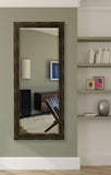 American Made Rayne Brushed Classic Brown Extra Tall Mirror (R077XT) *Suggested Retail*