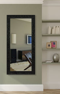 American Made Rayne Black Endicott Tall Mirror Size 31x66 - R080T ~Suggested Retail~