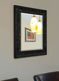 American Made Rayne Black Endicott Wall Mirror - R080 ~Suggested Retail~