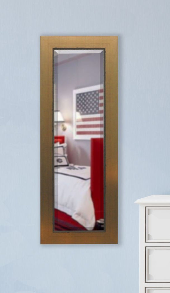 American Made Rayne Golden Lowe Slender Body Mirror (V082TS or R082TS) *Suggested Retail*