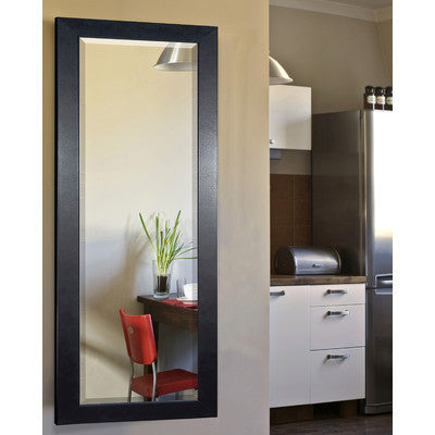 American Made Rayne Modern Black Body Mirror (V012TM or R012TM) *Suggested Retail*