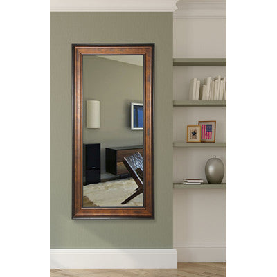American Made Rayne Bronze and Black Tall Mirror (R015T) *Suggested Retail*