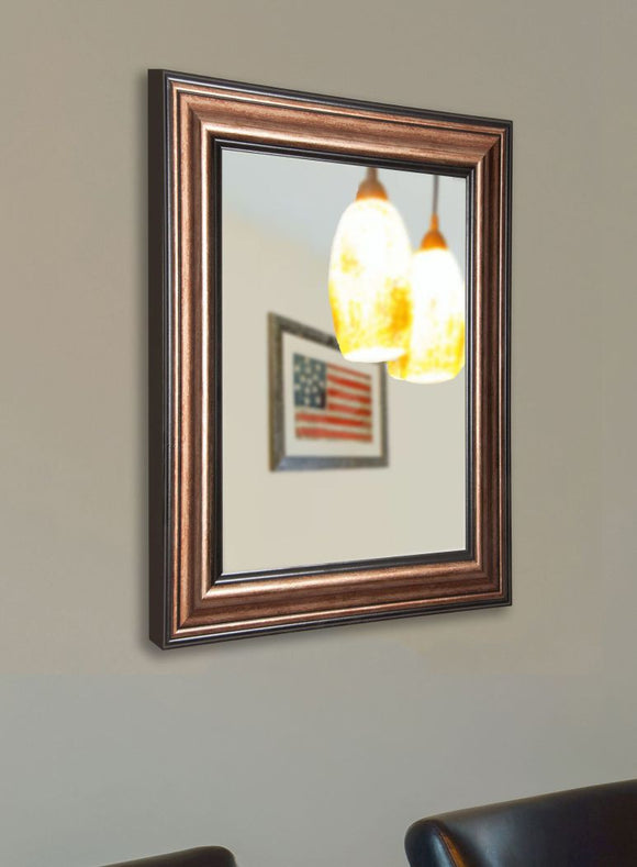 American Made Rayne Canyon Bronze Wall Mirror (V0029) *Suggested Retail*