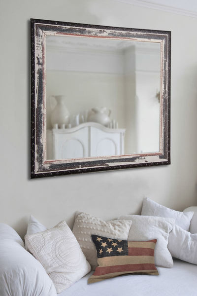 American Made Rayne Rustic Seaside Wall Mirror - V040 ~Suggested Retail~