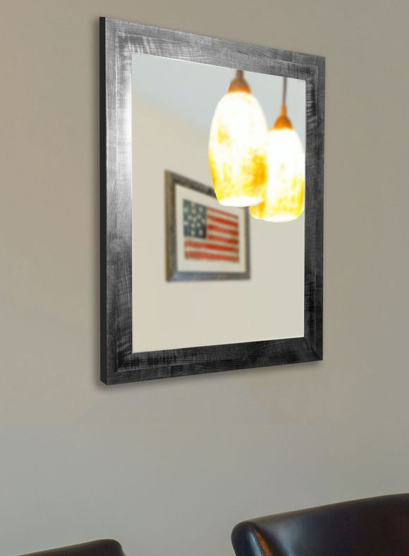 American Made Rayne Black Smoke Wall Mirror - V045 ~Suggested Retail~