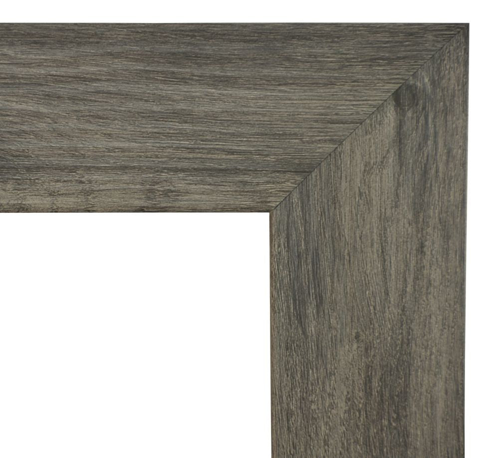 American Made Rayne Gray Barnwood Wall Mirror - V064 ~Suggested ...