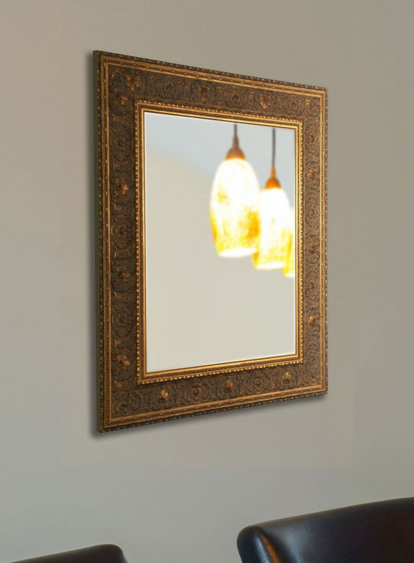 American Made Rayne Opulent Gold Wall Mirror (V071) *Suggested Retail*