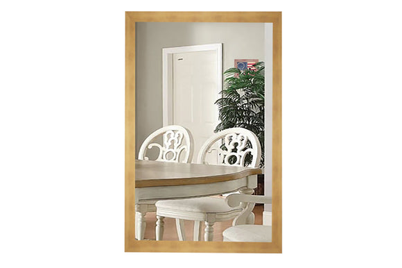 American Made Hushed Golden Sunset Wall Mirror (V094) *Suggested Retail*