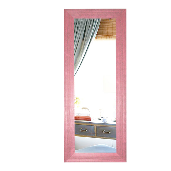 American Made Rayne Vintage Pink Panel Mirror (P96) *Suggested Retail*
