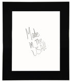 American Made Rayne Delta Black Dry Erase Board (W86) *Suggested Retail*