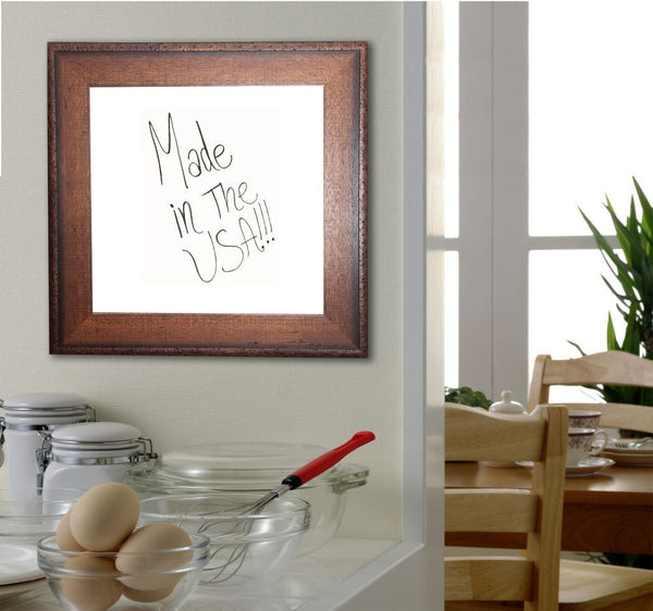 American Made Rayne Timber Estate Dry Erase Board - W52 ~Suggested Retail~