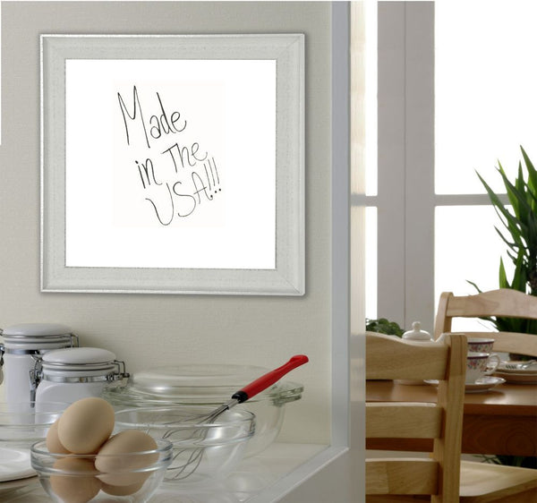 American Made Rayne Vintage White Dry Erase Board - W56 ~Suggested Retail~