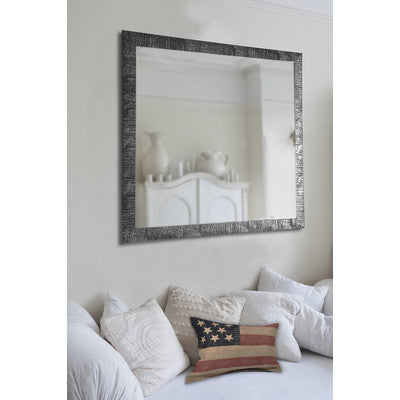 American Made Rayne Safari Silver Vanity Mirror - V034 ~Suggested Retail~