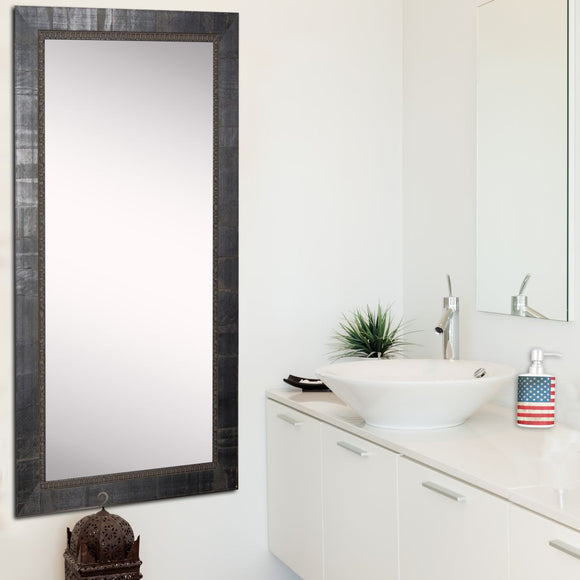 American Made Rayne Tuscan Ebony Tall Mirror (R048T) *Suggested Retail*