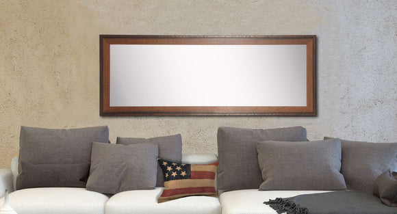 American Made Rayne Timber Estate Tall Mirror Size 30x65 - R052T ~Suggested Retail~