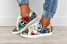 Multi Snake Daley Star Sneakers