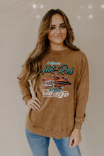 Load image into Gallery viewer, California Hot Rod Taupe Washed Sweatshirt