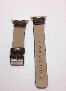 Upcycled Apple Smartwatch Watch Band