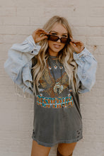 Desperado Distressed Vintage Grey Tee