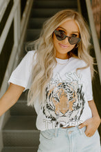 Easy Tiger White Tee
