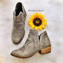 Nosara Grey Ankle Bootie