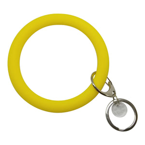 Bangle Bracelet Silicone Key Rings
