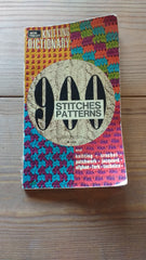 Mon Tricot Stitch Dictionary