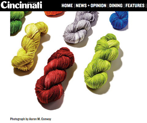 Dashing Mouse Designs in Cincinnati Magazine