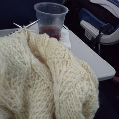 Sweater Body - On an Airplane