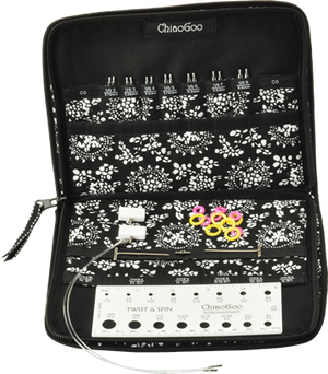 ChiaoGoo Interchangeable Spin Knitting Needle Sets