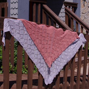 Second Saturday Shawl Kit