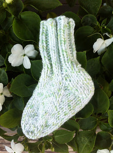 Dashing Mouse Designs - Simple Baby Sock Pattern