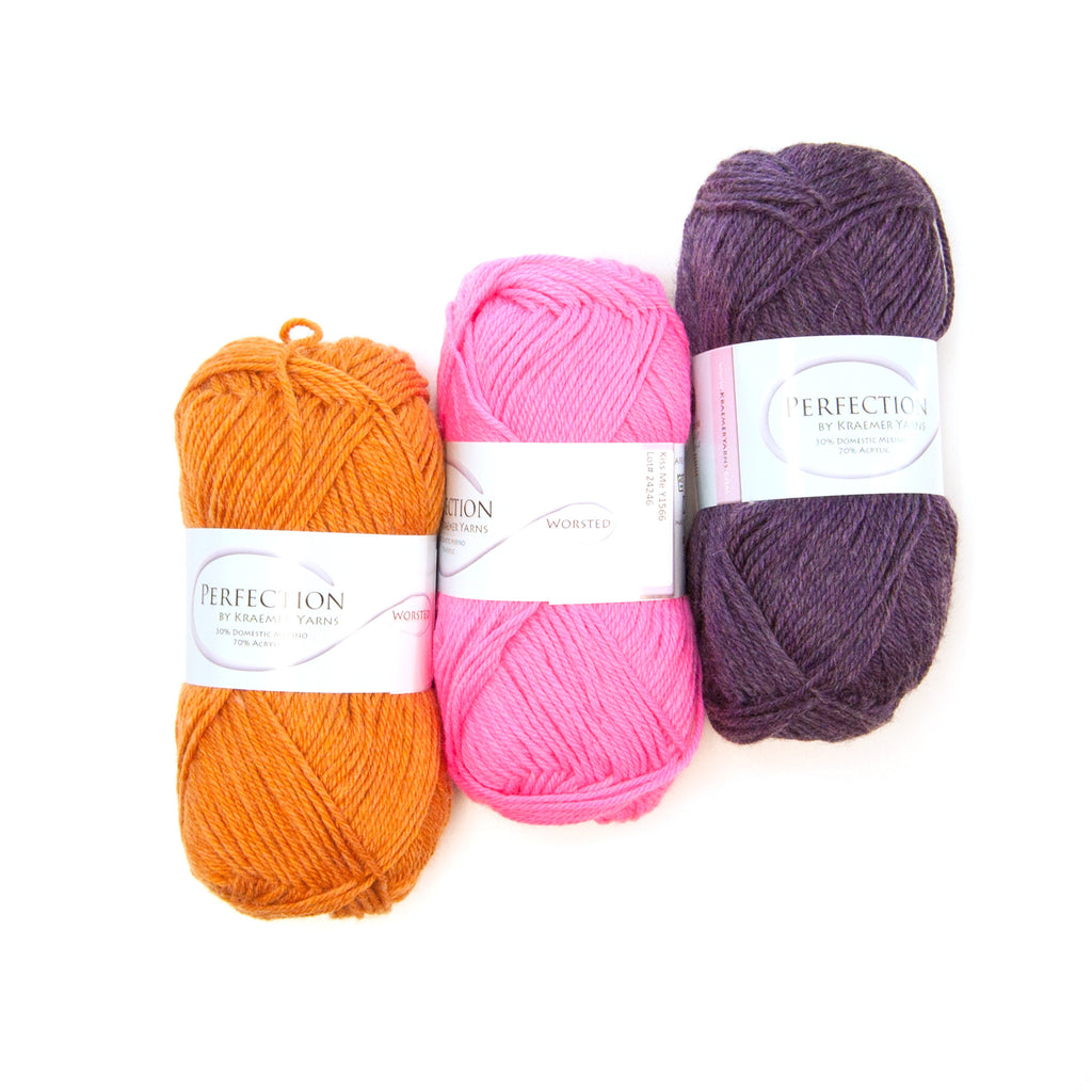 Kraemer - Perfection Worsted
