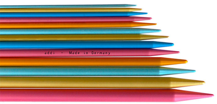 addi FlipStix Double Pointed Knitting Needles - 6""