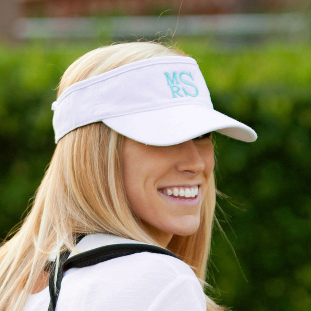 Ladies Visor - Several Color Options