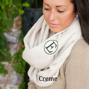 Londyn Infinity Scarfs - Several Design Options