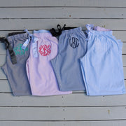 Seersucker Lounge Pants - Several Color Options
