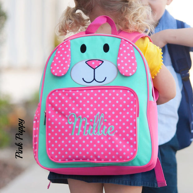 Preschool Backpacks - Several Pattern Choices