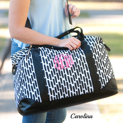 Pack Up & Go Weekender - Several Pattern Options