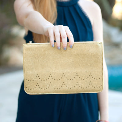 Ava Clutch - Two Color Options