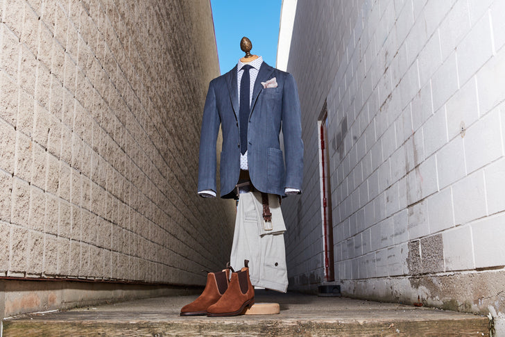 Lalonde's Menswear Guide: Building a Look - How we do it