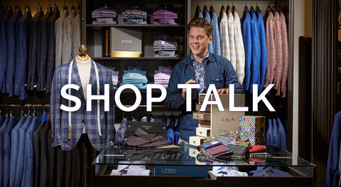 Shop Talk with Gregory Lalonde