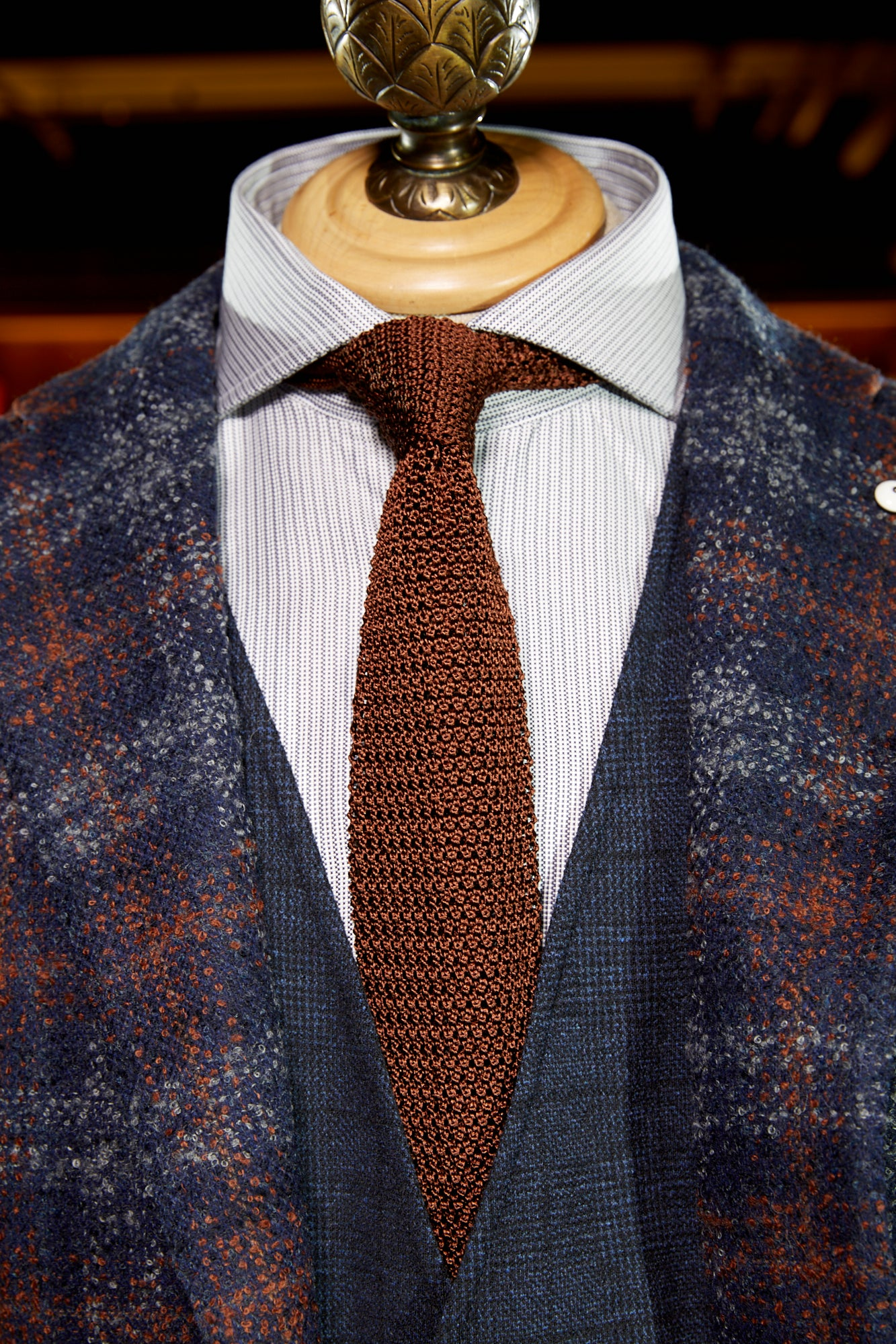 Dion Knit Tie - LALONDE's