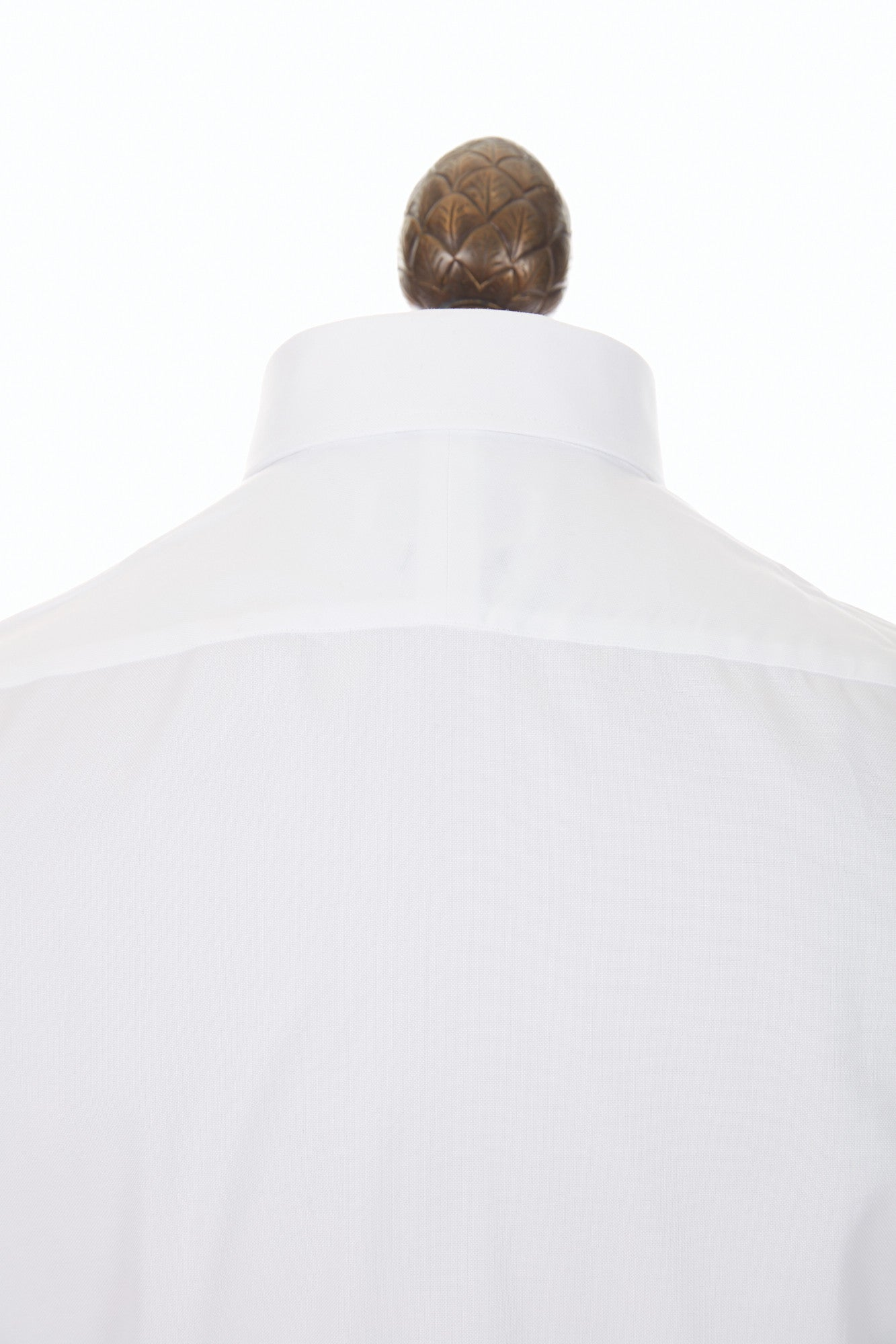 Blazer for Men White Oxford Button-Down Dress Shirt