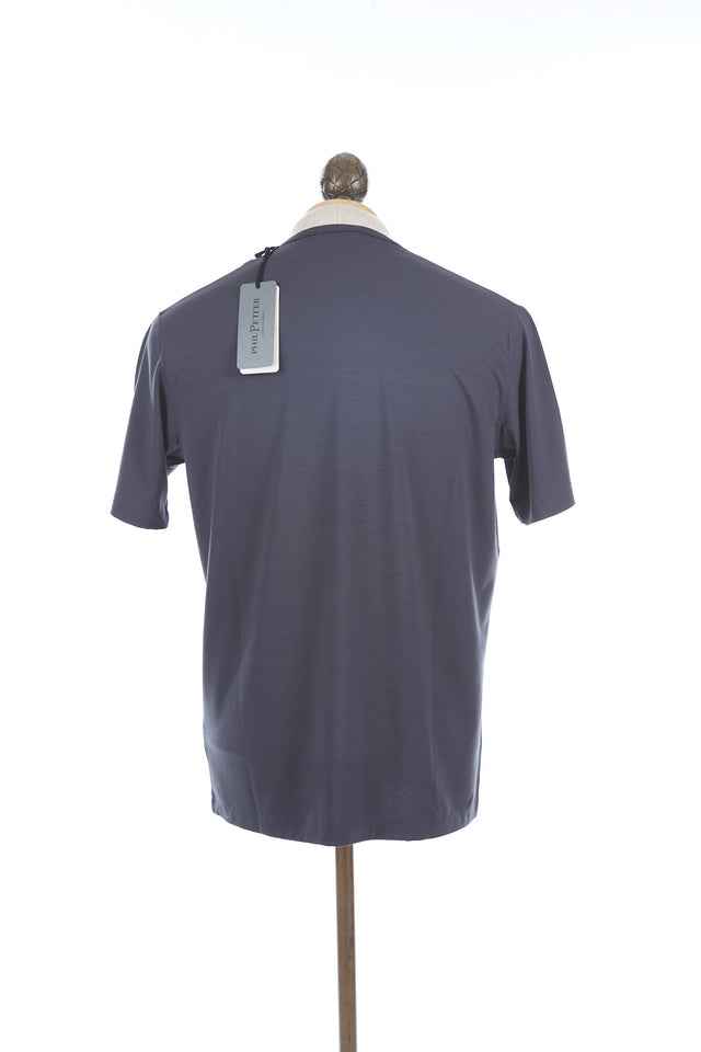 Phil Petter Stretch Grey T-Shirt - 10561 - Lalonde's Online Boutique