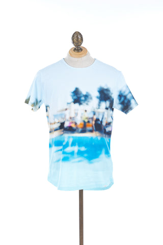 Orlebar Brown OB-T Pool Party Crew-Neck T-Shirt - 264910 - Lalonde's Online Boutique
