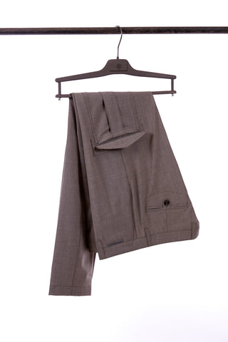 Eleventy Wool Cargo Pants Brown - 979PA0122 - Lalonde's Oakville, Toronto, Canada