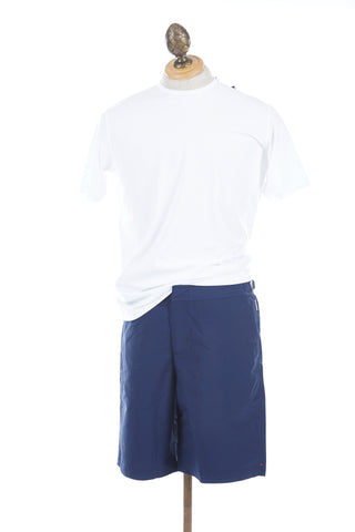 Orlebar Brown DANE Navy Longer-Length Swim Shorts - 25696438 - Lalonde's Online Boutique Canada