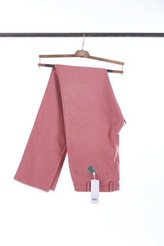 Hiltl Brick Red Pants/Trousers - 56995 - Germany - Lalonde's Online Boutique